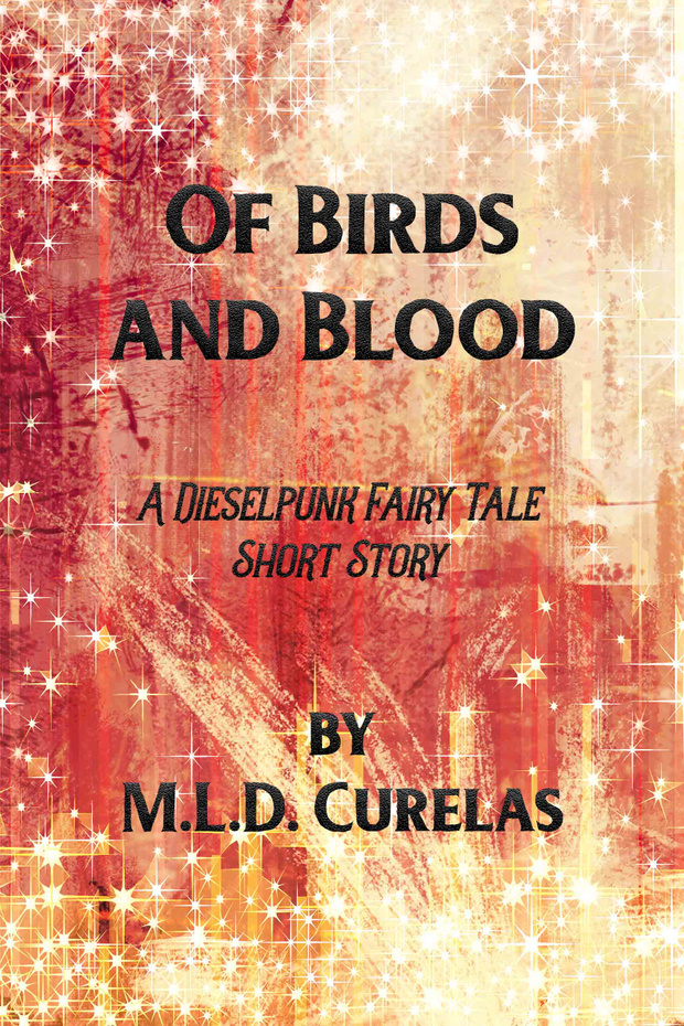 Of Birds and Blood book cover