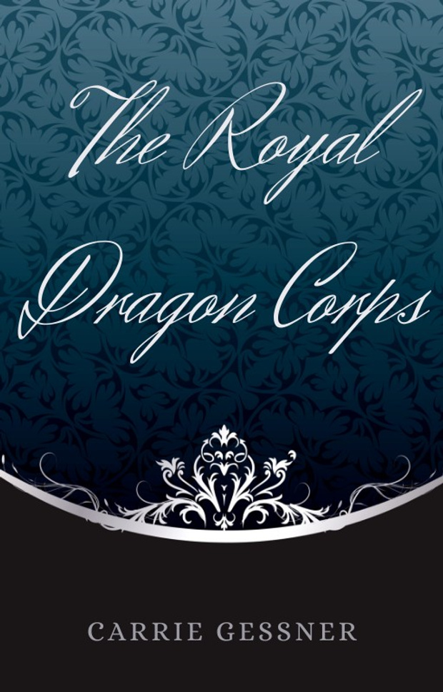 The Royal Dragon Corps book cover